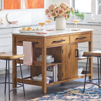 Preston Kitchen Island