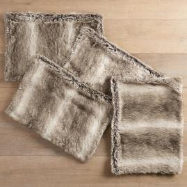 Faux Fur Tabletop Collection