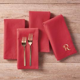 Classic Everyday Napkins, Set of Four