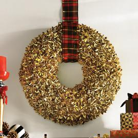 Festive Fashion Plaid Ribbon