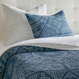 Bungalow Quilt and Shams