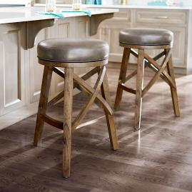 Archer Swivel Bar & Counter Stool