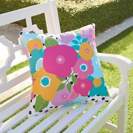 Mila Lucille Outdoor Pillow