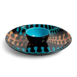 Iris Apfel Chip and Dip Set