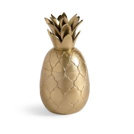 Preppy Pineapple Ice Bucket