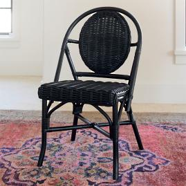 Raleigh Rattan Chair