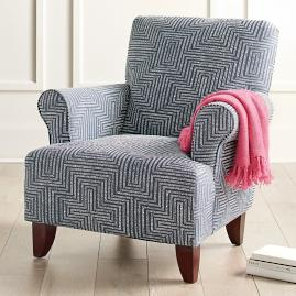 James Wing Chair Grandin Road