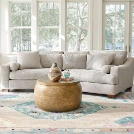Aiden 2pc Cuddle Chaise Sectional