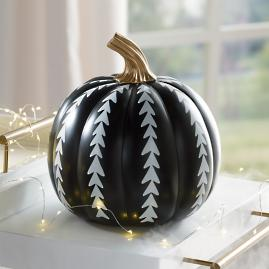 Arrow Print Pumpkin