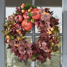 Ridge Hollow Wreath
