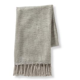 Cassidy Metallic Throw