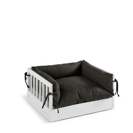 Baldwin Wood Pet Bed
