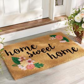 Home Sweet Home Coir Door Mat