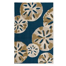 Marina Sand Dollar Outdoor Rug