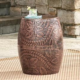 Ginger Outdoor Side Table