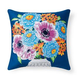 Lilah Bouquet Outdoor Pillow