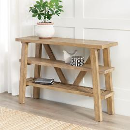 Teagan Tiered Console Table