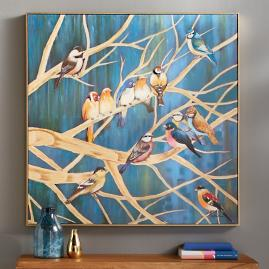 Bird Watching Wall Art
