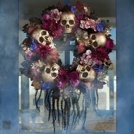 Eerily Enchanted Wreath