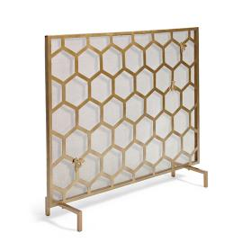 Honeycomb Firescreen