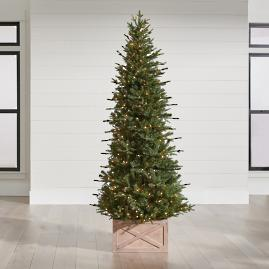 Classic Slim Christmas Tree