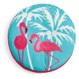 Medallion Flamingo Float