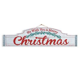 Merry Christmas Wall Decor