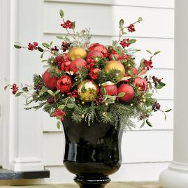 Holiday Tradition Cordless Urn Filler