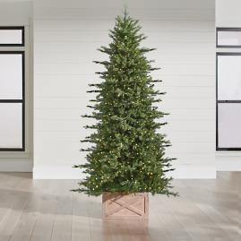 Designer Lit Christmas Tree