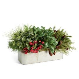 Holiday Farmhouse Centerpiece