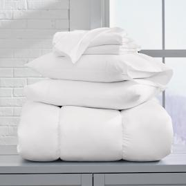 EZ Bed Essentials Sheet & Pillow Set