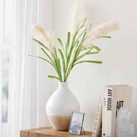 Pampas Stem, Set of Three