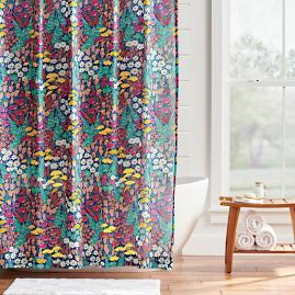 Huntington Gardens Shower Curtain