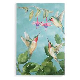 Hummingbirds Wall Art