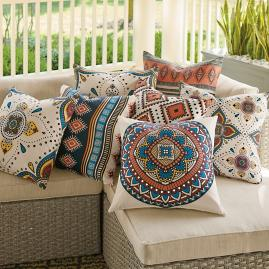 Calumet Outdoor Pillows