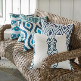 Moray Outdoor Pillows