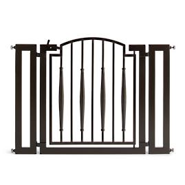 Metal Tension Pet Gate