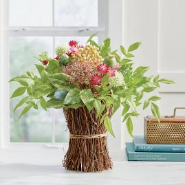 Farmhouse Floral Arrangement