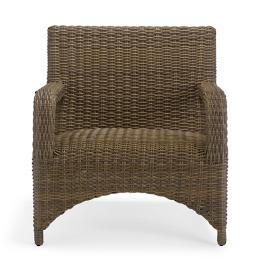Rockland Wicker Lounge Chair