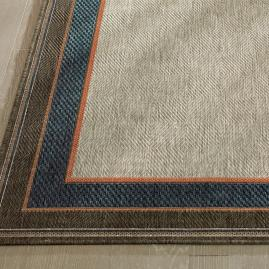 Arwen Border Outdoor Rug