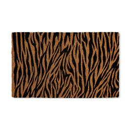 Animal Print Coir Door Mat