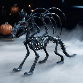 Animated Skeleton Dragon
