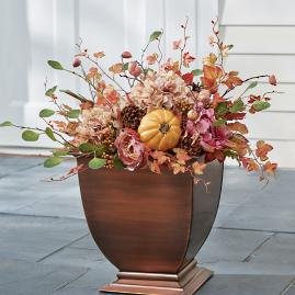 Blushing Fall Urn Filler