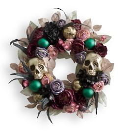 Gothic Glam Wreath