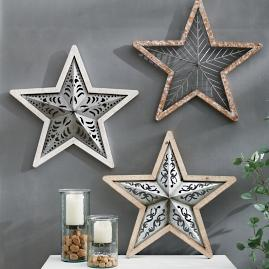 Heritage Star Wall Art