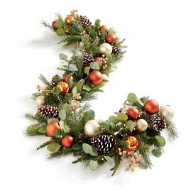 Copperfield Cordless Garland