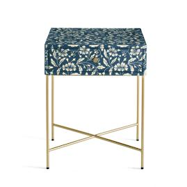 Ellery Bone Inlay Nightstand