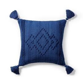 Diamond Outdoor Pillow