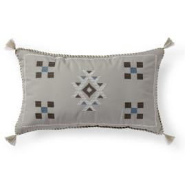 Faux Sabra Outdoor Pillow