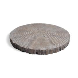Faux Bois Stepping Stones